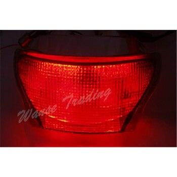 Waase Kuyruk Fren Dönüş Sinyalleri Entegre Led ışık TRIUMPH Daytona Için T595 1997-1998 955i 1999-2001 Hız Üçlü T509 1997-2001