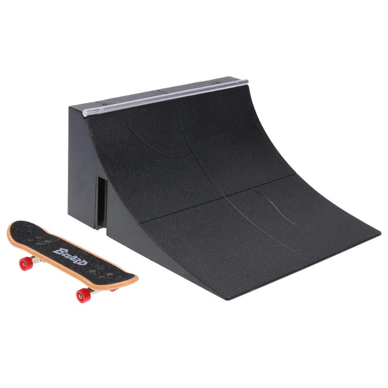 Training Games Finger Skating Board or Deck Fingerboard Toy Main Site Track Finger Skate Training Board Toys