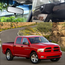 On sale BigBigRoad For Dodge Ram APP Control Car Wifi DVR Video Recorder motion detection Car Black Box parking camera night vision