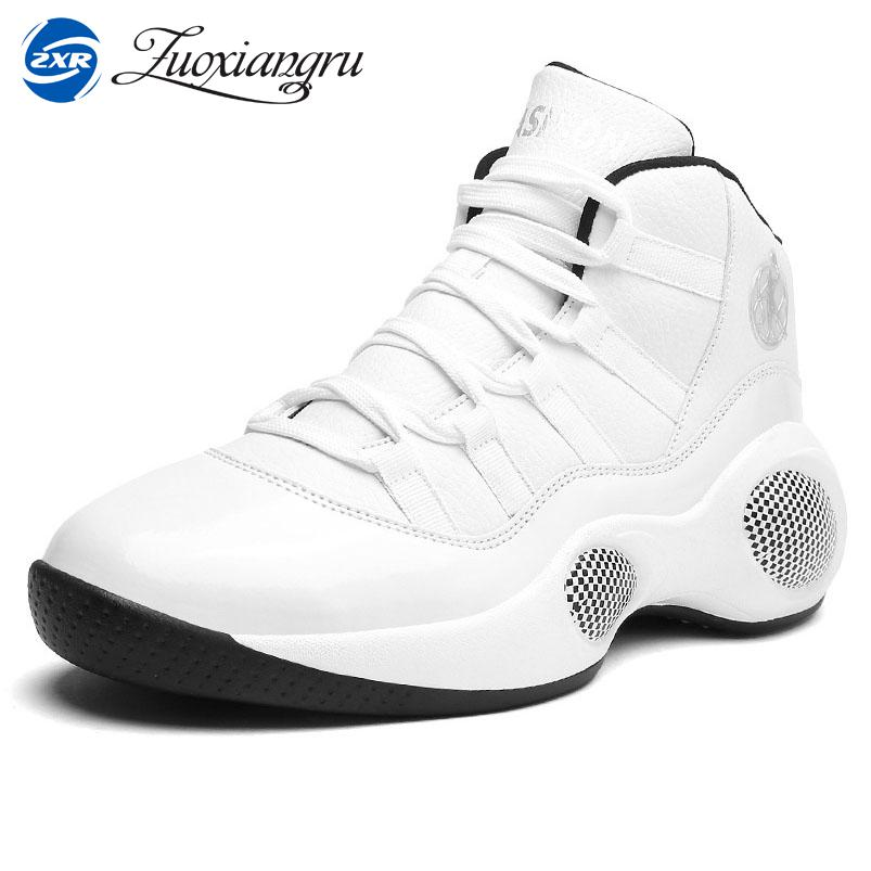 Zuoxiangru Men's Basketball Culture Shoes Light Breathable Sneakers Textile Sports Shoes peak sport speed eagle v men basketball shoes cushion 3 revolve tech sneakers breathable damping wear athletic boots eur 40 50