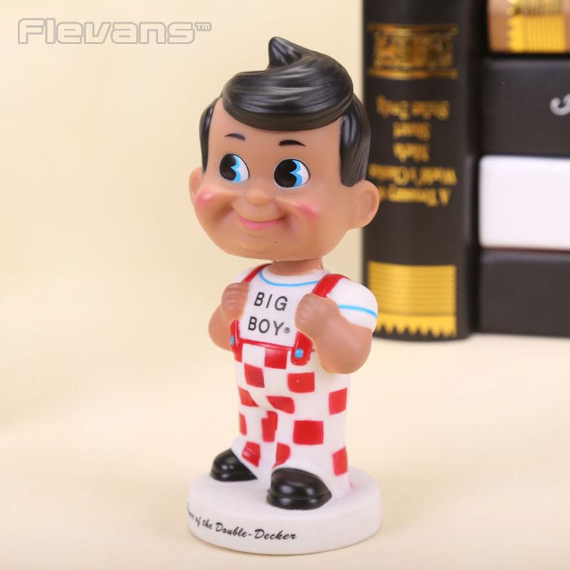 Big Boy Wacky Wobbler Bobble Head PVC Action Figure Collection Toy Doll 7 18cm