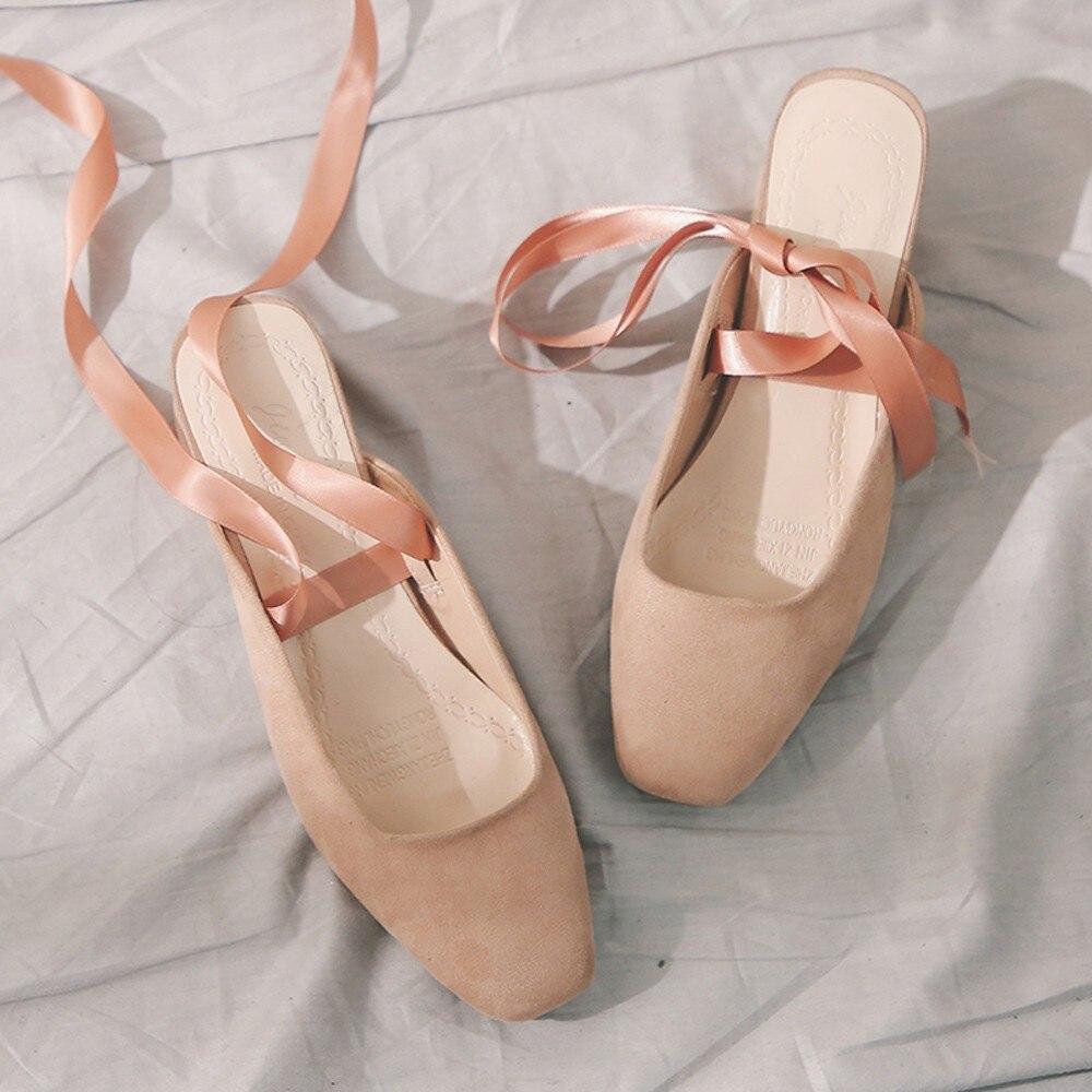 Épais Chaussures Femme Rétro En Nouvelle Sexy Sandales À Pointu Lacent rose kaki Noir Talons Lacets Daim Pompes Haute dq7fBOBwx1