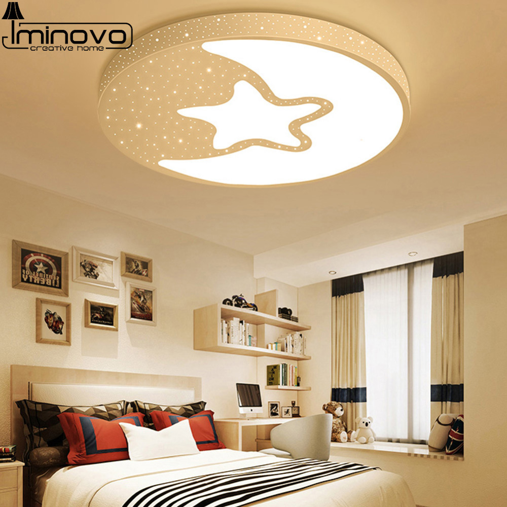 LED Ceiling Light Modern Lamp Panel Star Lighting Fixture ...