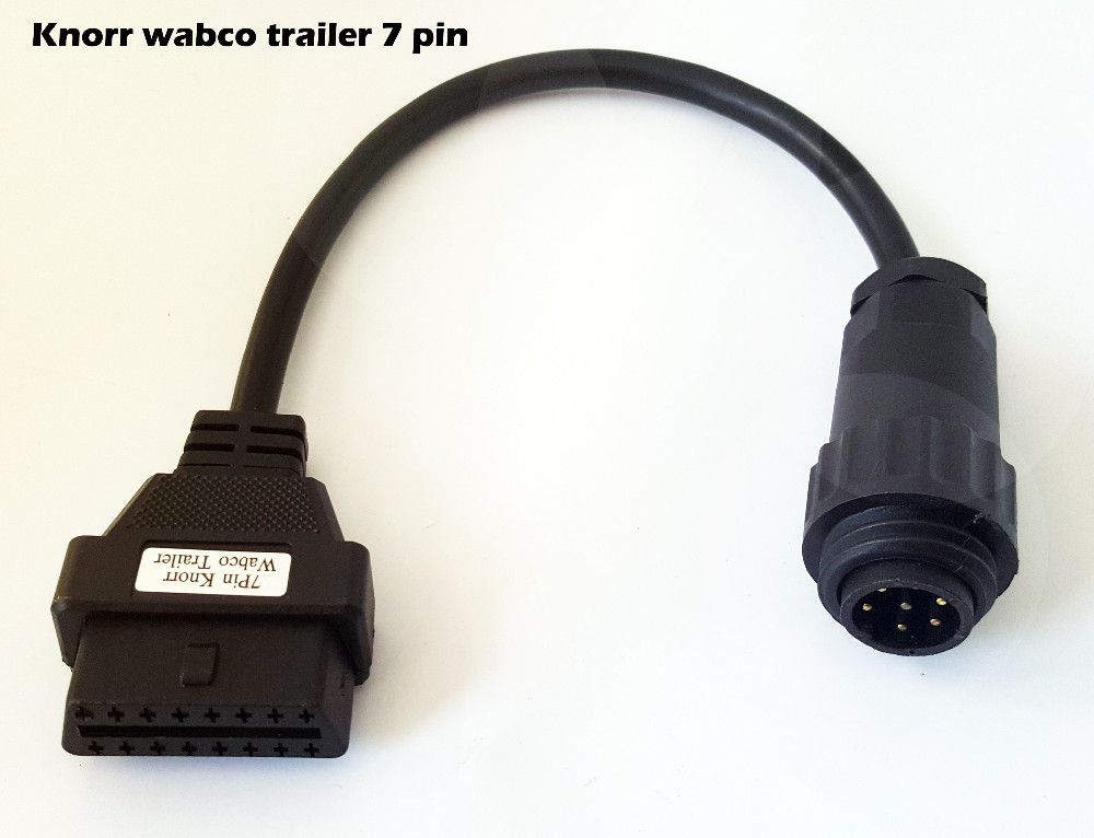 Knorr wabco trailer 7 pin