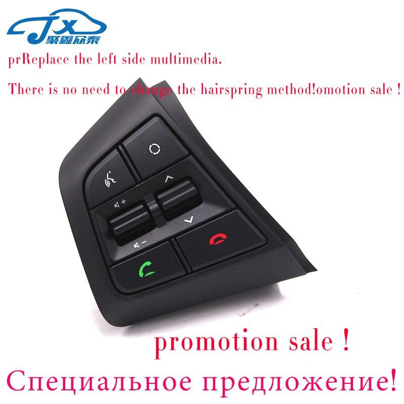 Image 3 - For Hyundai ix25 (creta) 1.6L Steering Wheel Cruise Control Buttons Remote Control Volume Button-in Steering Wheels & Steering Wheel Hubs from Automobiles & Motorcycles