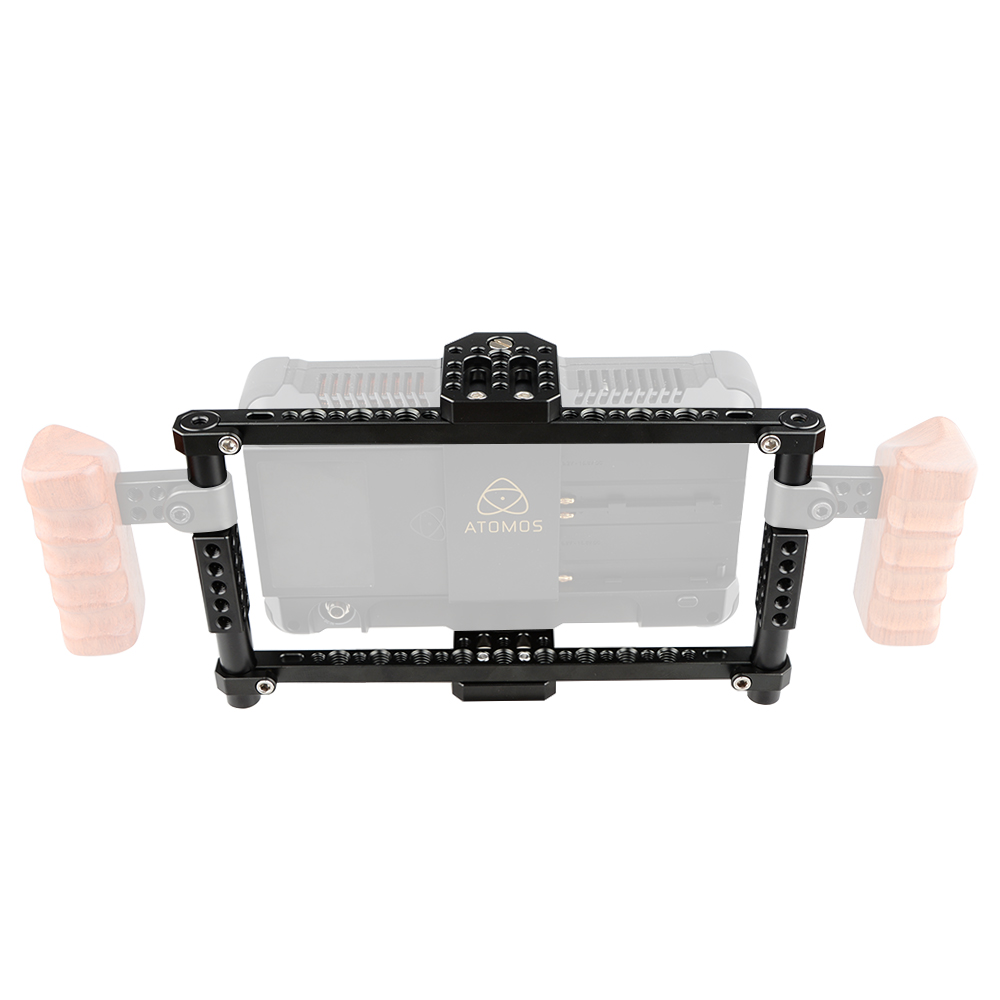 CAMVATE Monitor Cage 5 & 7 LCD Monitor Rig for ATOMOS NINJA INFERNO buy monitor for laptop