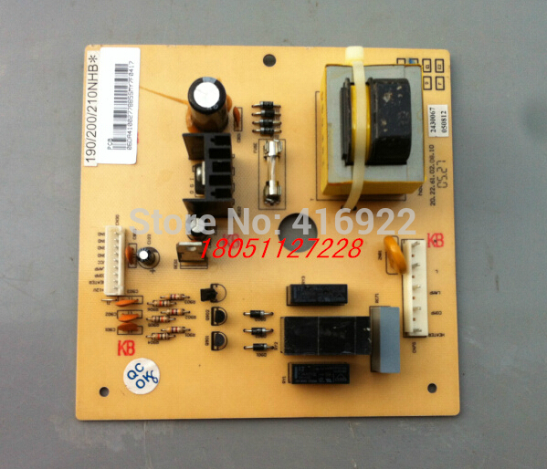 95% new good working 100% tested for Samsung refrigerator pc board Computer board DA41-00277B BCD-190/200/210NH on sale rsag7 820 4737 roh led39k300j led40k160 good working tested