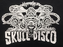 SKULL DISCO T-SHIRT SHACKLETON APPLEBLIM PERVERLIST RICARDO VILLALOBOS DUBSTEP