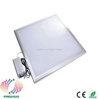 (8PCS/Lot) Warranty 3 Years 48W 60x60cm 600x600 Dimmable LED Panel Light 600*600 600x600mm LED Downlight Down Lighting