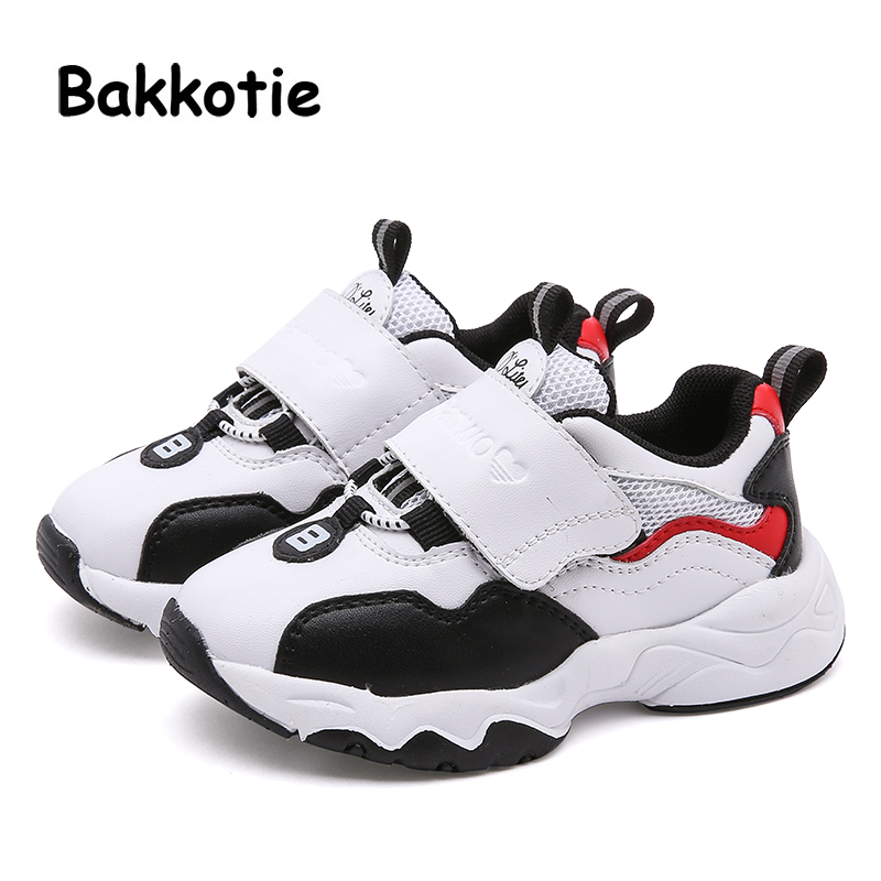 Bakkotie Spring Girls Black Brand Shoes Children Casual Sneakers Baby Boys Mesh Shoes Toddler Sport Shoes Toddler Trainer 2019Bakkotie Spring Girls Black Brand Shoes Children Casual Sneakers Baby Boys Mesh Shoes Toddler Sport Shoes Toddler Trainer 2019