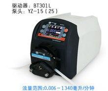 BT301L Интеллектуальный перистальтический насос Вода-Жидкость Промышленность Лаборатория YZ15 Насос-Дозатор 0.006-990 мл/мин.