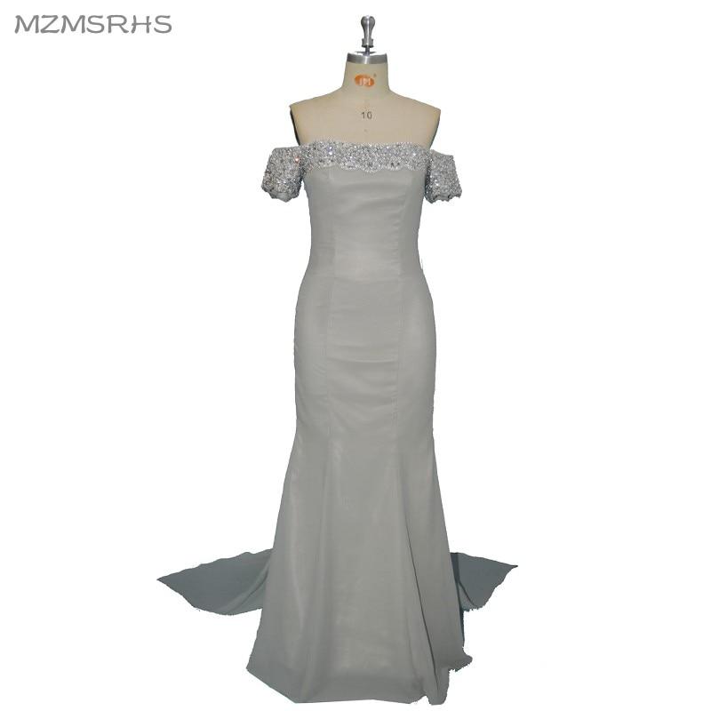 Abendkleid MZMSRHS elegantes geöffnetes rückseitiges - Kleider für besondere Anlässe - Foto 3