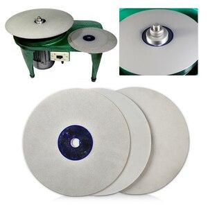 Letaosk roda de polimento, de lapidário 6