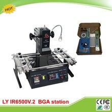 LY IR6500 V.2 Инфракрасная паяльная станция больше подогрева площадь 240*200 мм Бесплатная налог на RU