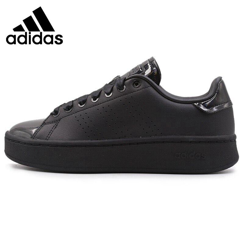€91.02 30% de DESCUENTO|Zapatillas de Skateboarding originales para mujer  Adidas NEO ADVANTAGE BOLD|Skate| - AliExpress