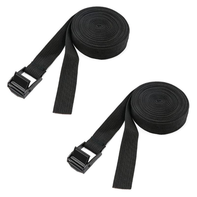 1 Pair 18.9ft Car Roof Rack SUP Cargo Kayak Cam Buckle Lashing Tie Down Straps Car Roof Cam Buckle Lashing Tie Down Straps thinkpad 0b47189 просто красная точка bluetooth клавиатура