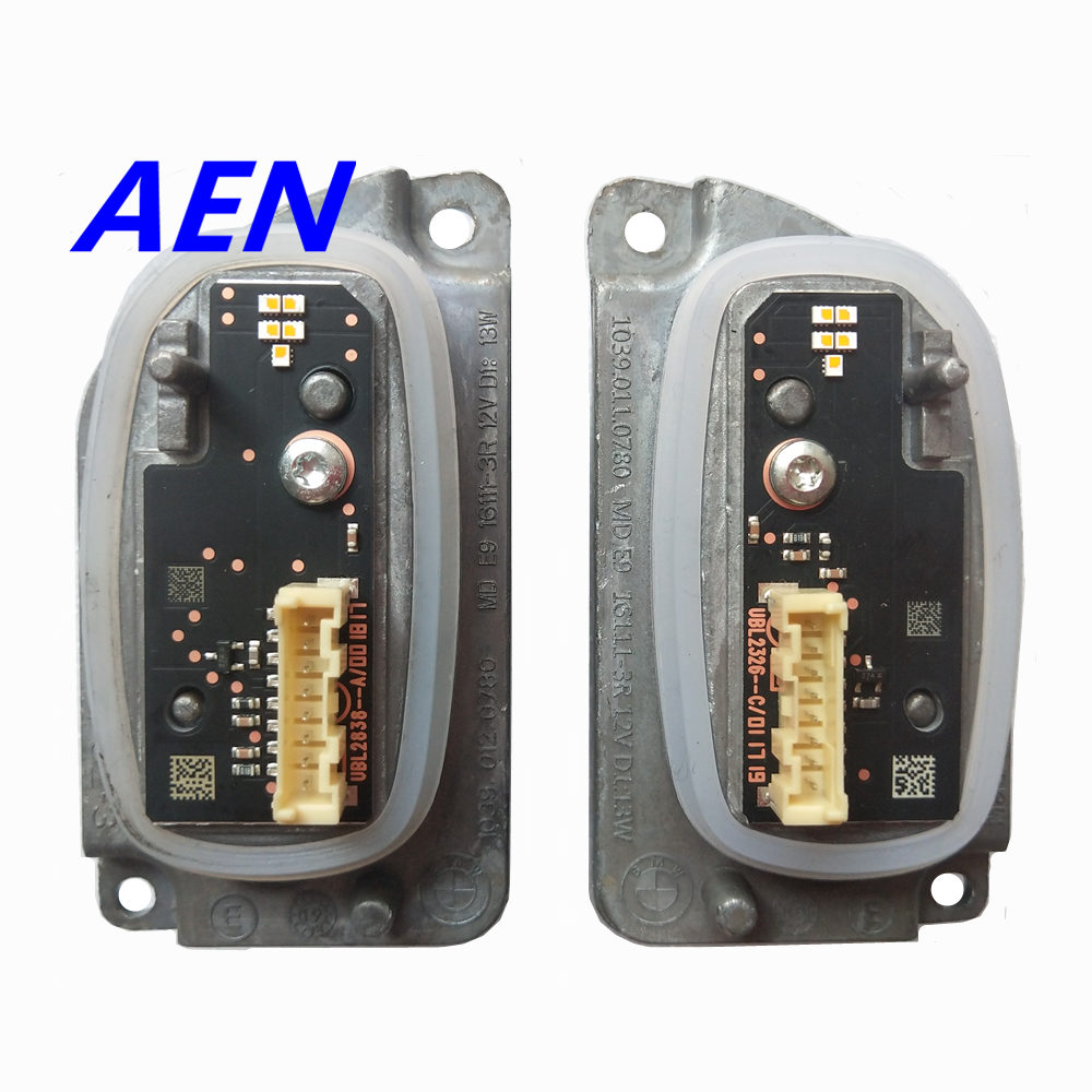 NEW Turn signal Headlight Led module Control Unit 63117214941 63117214942 For BMW Series 5 G30 G31