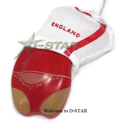 Free Shipping 10pcs Sexy Female 3D Optical Mouse 800DPI Red