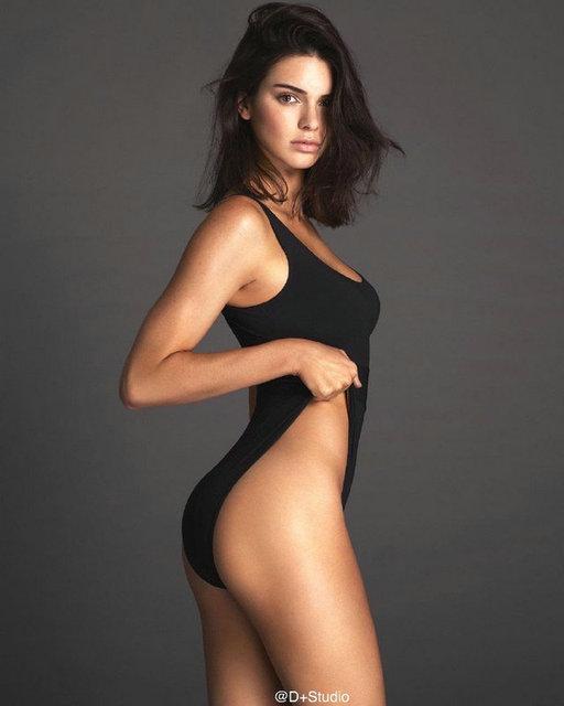 2017 Kendall Jenner de Verano Backless Atractivo Mono Sin Mangas Bodycon Delgado de Una Pieza de Los Mamelucos Del Mono de Las Mujeres Clubwear Ocasional