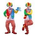 Новые Горячие Продажи Забавный Клоун Костюм Взрослых Клоун Косплей Костюм в более низкая Цена