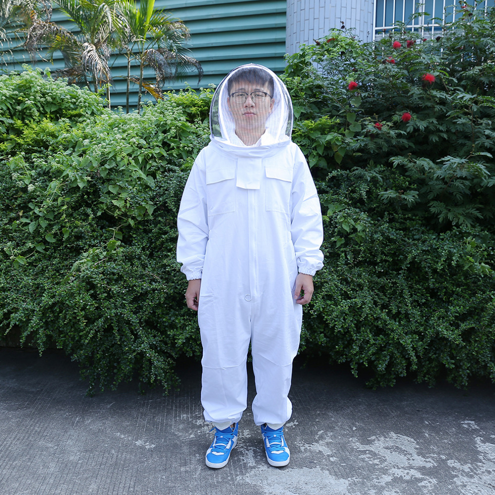 Unisex Elasticated Waist Bee Protective Clothes/Beekeeping Suit For Children Adult Professional Beekeeping Uniforms Suit beekeeping for dummies