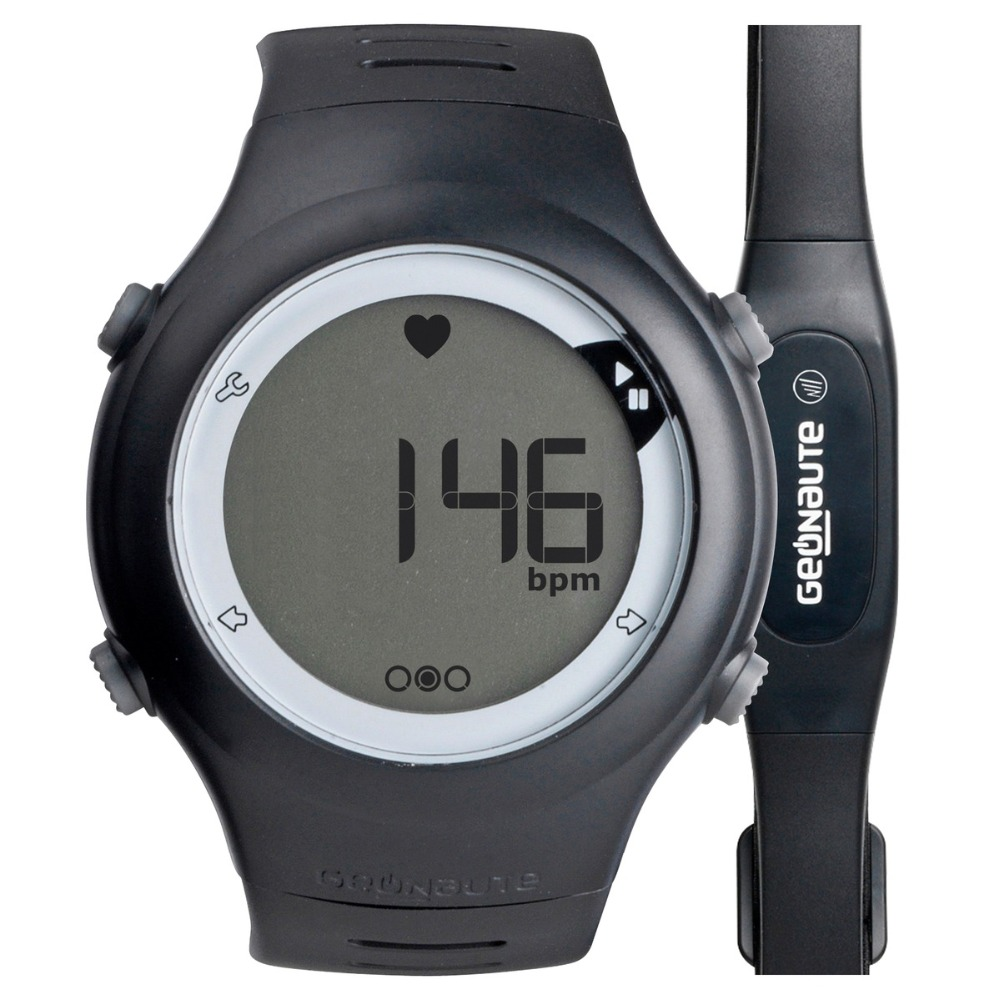 Watch with wrist hrm - Decathlon 5 Atm Waterproof Pulsometer Heart Rate Monitor Watch With Chest Band Strap Polar Watch Running Cardio Hrm Pulse