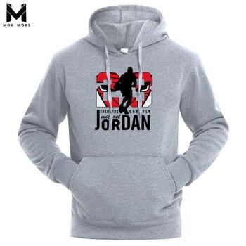 JORDAN 23  Printed Sportswear Men Sweatshirt