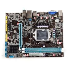 Marke neue intel h55 lga 1156 motherboard desktop mainboard micro-atx ddr3 1066/1333/1600 doppel kanal max 16g