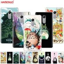 HAMEINUO Мой сосед Тоторо аниме чехол для телефона Xiaomi redmi 5 4 1 1s 2 3 3s pro PLUS redmi note 4 4X 4A 5A