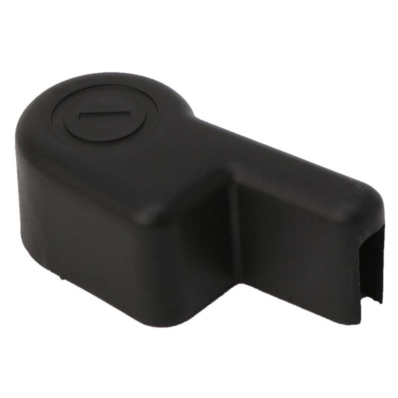 Bandeja de cobertura terminal negativa do polo do elétrodo das baterias da bateria do carro do abs para nissan qashqai dualis j10 2008 - 2013