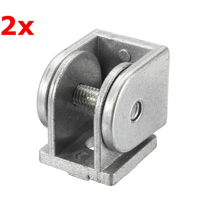 ZAH20 2Pcs Hinge Furniture Fittings Industrial Adjustable Hinge Angle Connector Rotation Angle Hardware Zinc Alloy 20x20mmZAH20 2Pcs Hinge Furniture Fittings Industrial Adjustable Hinge Angle Connector Rotation Angle Hardware Zinc Alloy 20x20mm