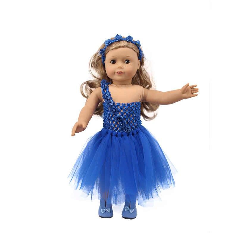 2019 חדש עזיבות בובת בגדי 5 Pcs בובת חצאיות 1 Pcs חצאית = 1 Pcs חצאית + משלוח ראש אבזרים ההפתעה הטובה ביותר עבור התינוק שלך