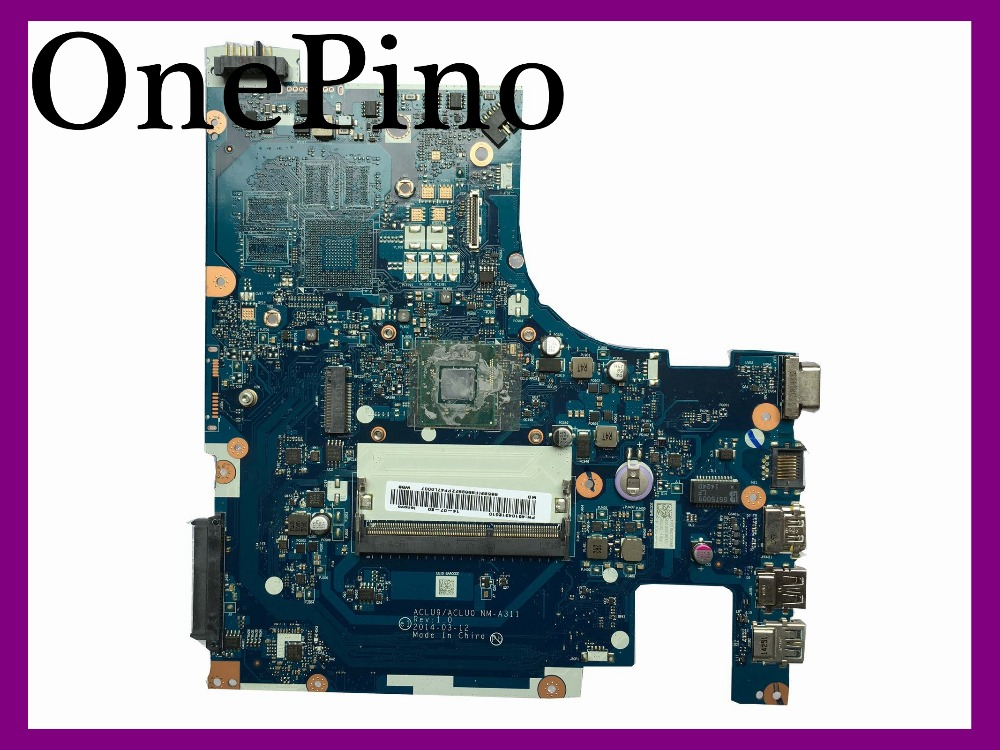 For ACLU9 / ACLU0 NM-A311 For Intel CPU Motherboard For Lenovo G50 G50-30 Laptop Motherboard Tested