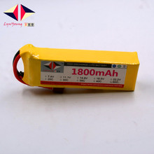 1800mAh 14.8V 40C 4s LYNYOUNG Lipo battery for RC Racing battery Drone Aircraft battery RC Model plane battery