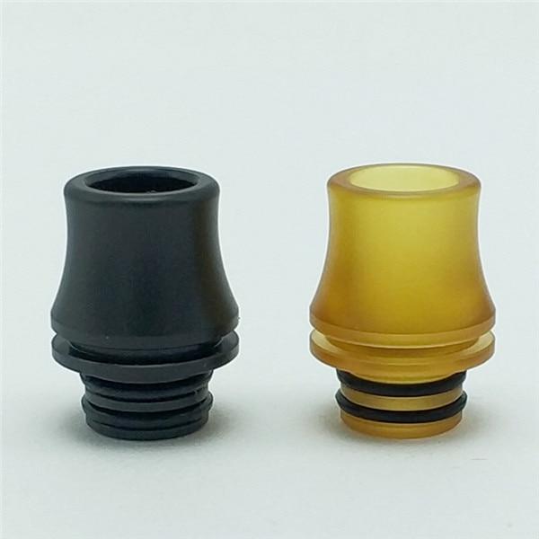 Dvarw Style MTL RTA Atomizer Accessories AFC Tight/Normal/Chimney Kit 510 PEI Drip Tip
