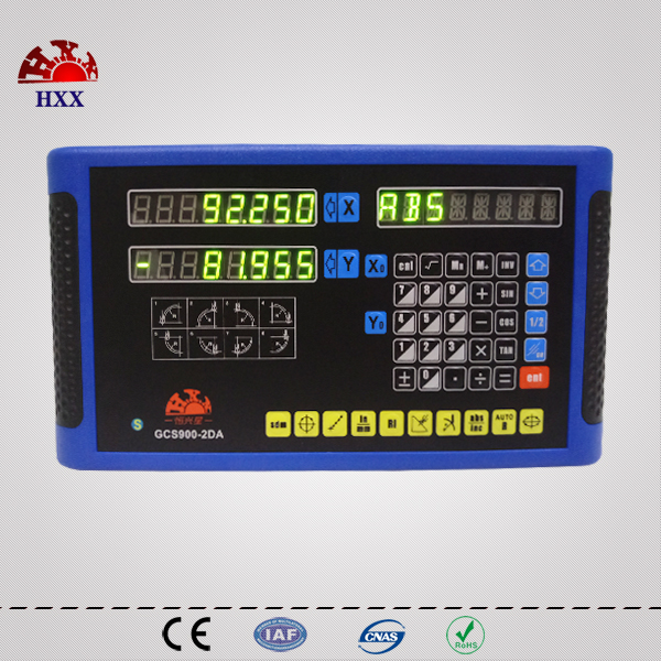 hxx new dro set/kit gcs900-2da and 2 pcs 5u gcs898 50-1000mm linear glass/sensor/encoder for machine