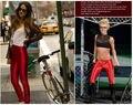 Mulheres De Cintura Alta de Discoteca Neon Brilho Brilhante Olhar Molhado Quente Calças Lápis Completos Leggings 8 Cores