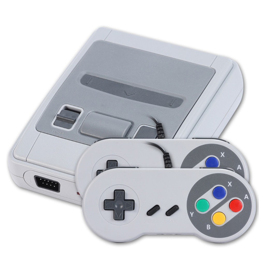 Image 3 - Super Mini HDMI Family TV 8 Bit SNES Video Game Console Retro Classic HDMI HD Output TV Handheld Game Player Built in 621 Games-in Video Game Consoles from Consumer Electronics