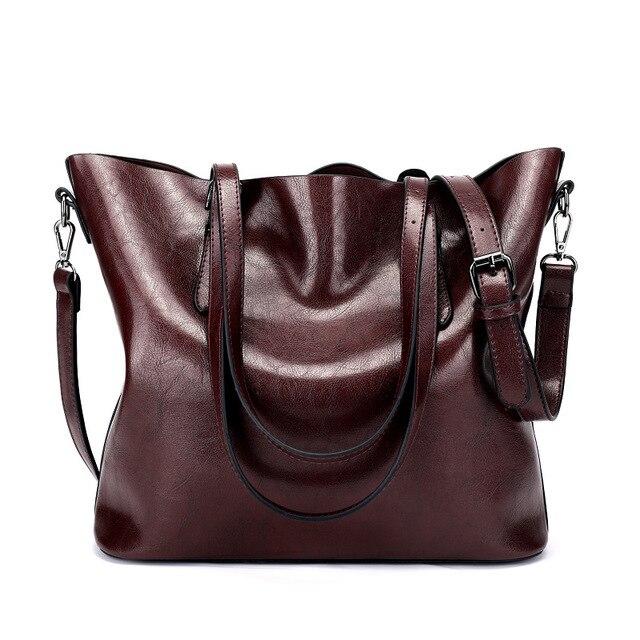 Shoulder Bags for Women 2020 Famous Brand Luxury Handbag Women Bags Designer Shoulder Crossbody Bag Soft Leather Handbag Vintage