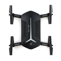 JJR C H37 Mini BABY ELFIE Drone Wi Fi FPV Foldable RC Quadcopter With 3 Batteries