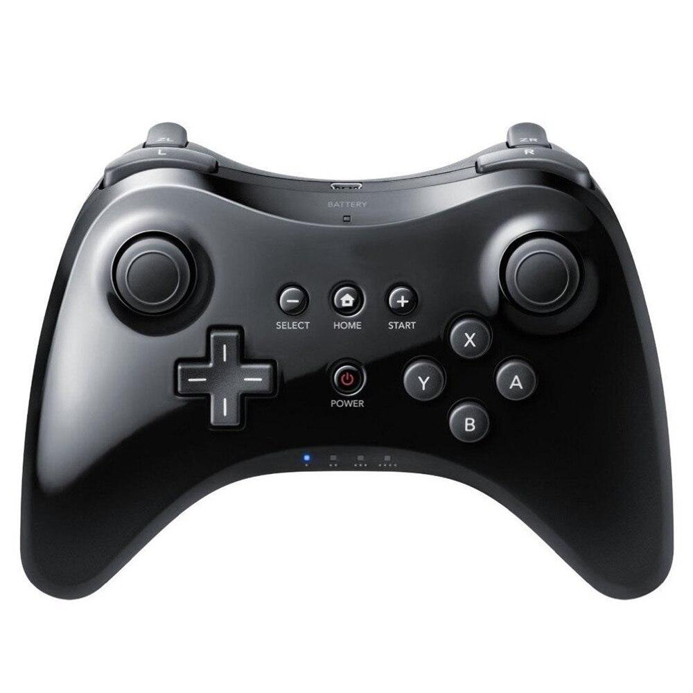 For WiiU Classic Dual Bluetooth Gamepad Wireless Remote Controller Joypad For Nintendo Wii U Gaming Accessories