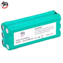 Laipuduo Replacement Battery Pack 14.4V 1500mAh For ibero m606 Vacuum Dirt For Devil : 0606004 M606 Free shipping цена и фото