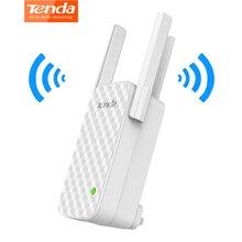 Tenda A12 Беспроводной Wi-Fi ретранслятор Универсальный 300 Мбит/с расширитель диапазона повышения AP получения Старт Высокая совместимость с маршрутизатором