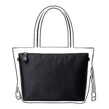 Cosmetic Bag Insert Organizer Handbags Makeup Case Bag Lady