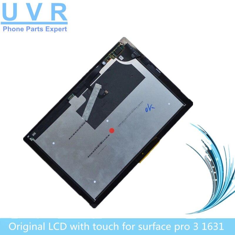 Nouvel assemblage LCD d'origine pour Microsoft Surface Pro 3 écran lcd 1603 écran tactile numériseur assemblée