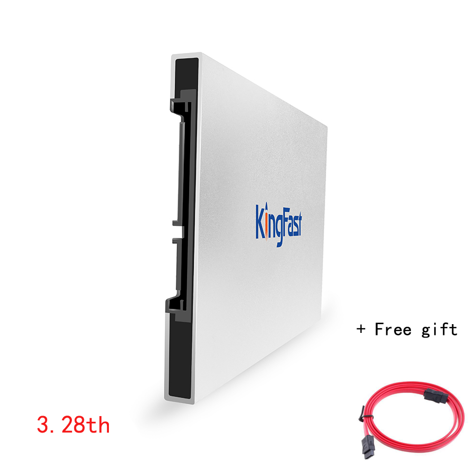 F6 brand Kingfast 2.5 internal 32GB 60GB 128GB SSD Solid State Hard Disk for PC notebook Laptop desktop SATAIII 6GBps HD disk