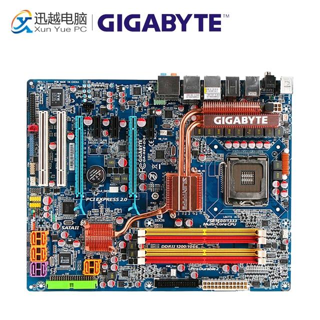 GIGABYTE GA-X38-DQ6 SATA2 VISTA