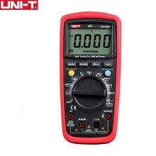 UNI-T UT139C Digital Multimeter Auto Range True RMS Meter Handheld Tester 6000 Zählen Voltmeter Temperatur Test transistor