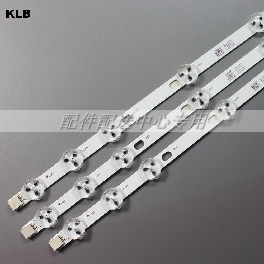 100pcs x 32 inch LED Backlight Strip for VESTEL 32D1334DB VES315WNDL 01 VES315WNDS 2D R02 VES315WNDA