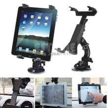 Universal Car Windshield Mount Bracket Holder 360 Degree For iPad 2/3/4/Mini Tablet PC Z09 Drop ship